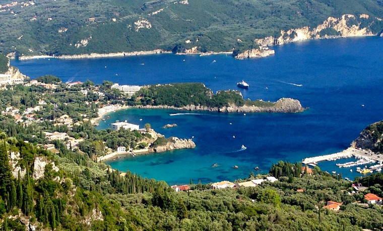 Corfu - the top 10 Greek Islands