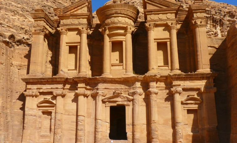 The Most Beautiful Places in the World - Petra Jordan