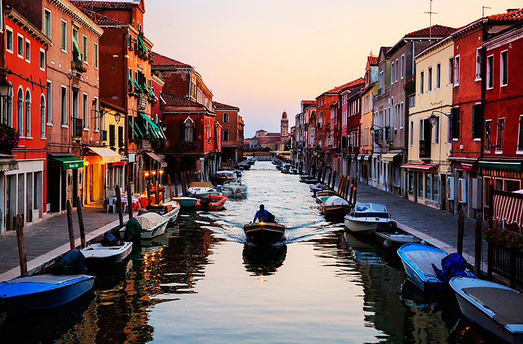 The most beautiful places in the world - Venice, Italy