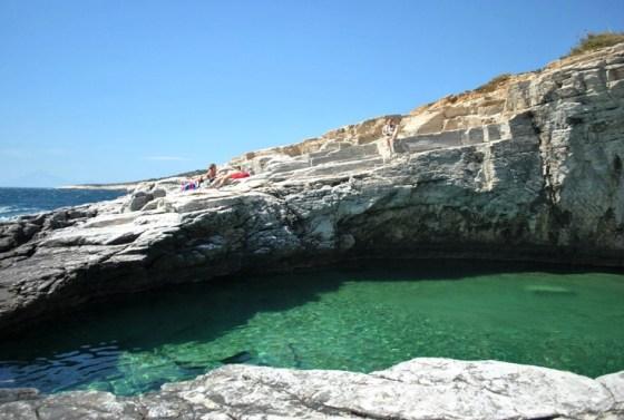 Giola, Thassos, Greece