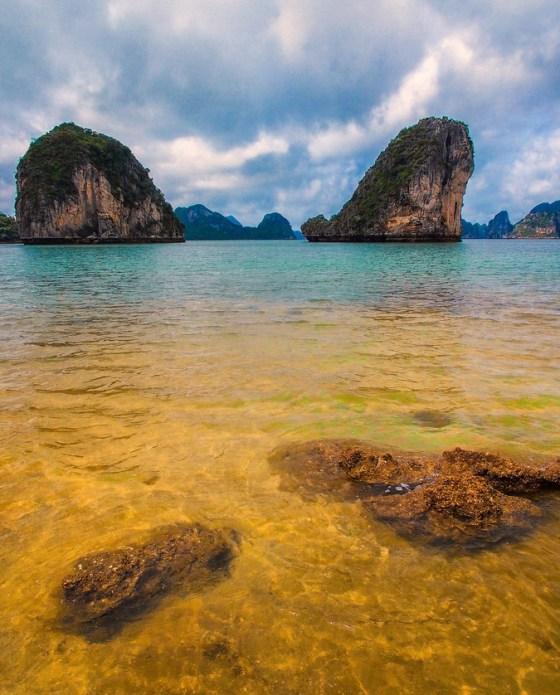 Halong Bay, Vietnam1