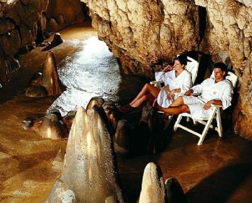 Grotta Giusti Thermal Resort, italy