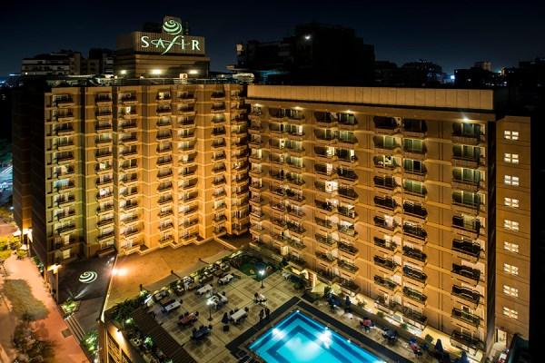 Safir Hotel, Cairo