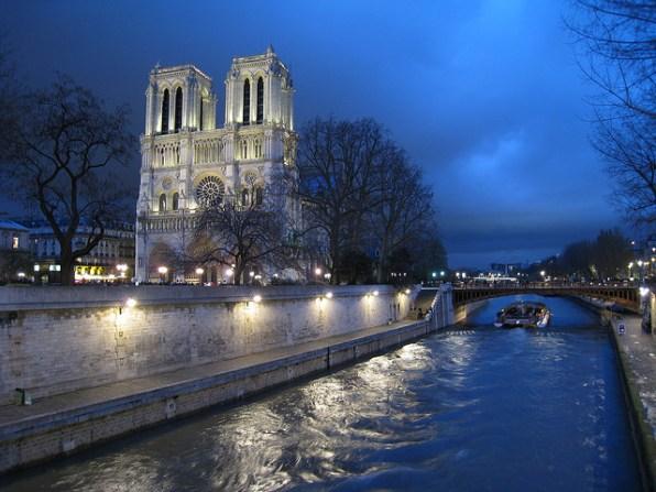 Seine River Ride
