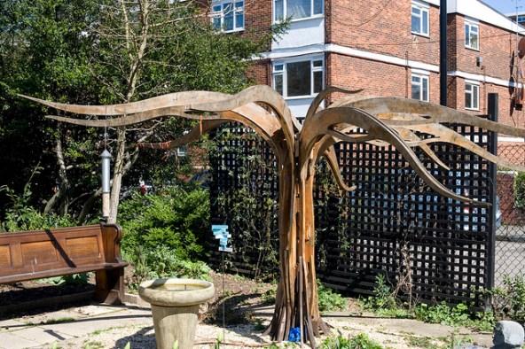 St. Mary's Secret Garden