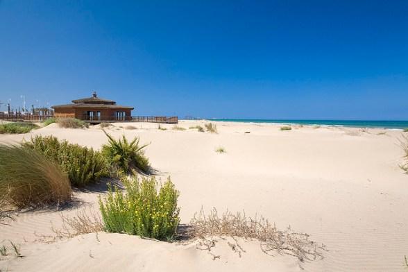 Saïdia beach morocco