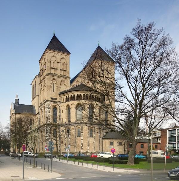 St. Kunibert, Koeln