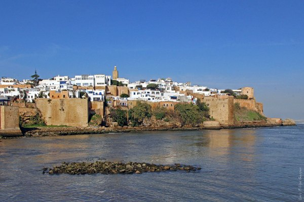 rabat beach morocco