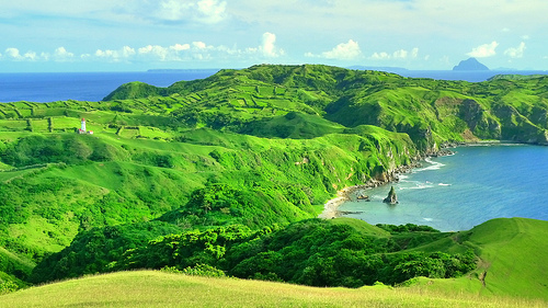 The stunning landscapes in Batanes (photo credit: philtravelsites.blogspot)