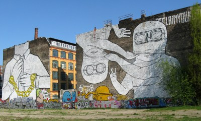 Berlin Graffiti