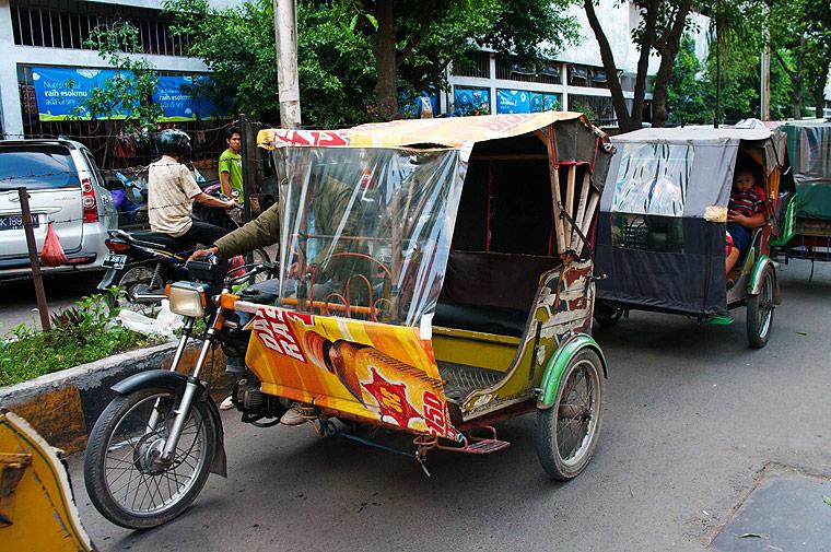 Using the Betor Minibus