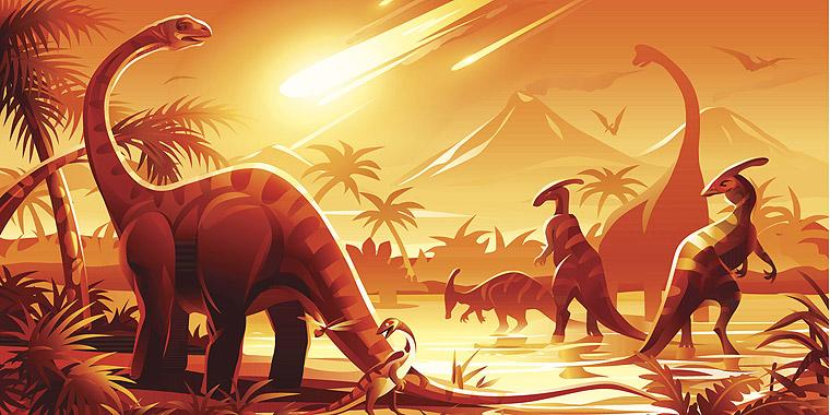 Dinosaurs love Australia