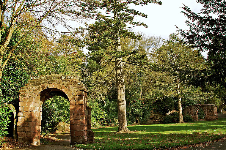 Grosvenor Park Chester