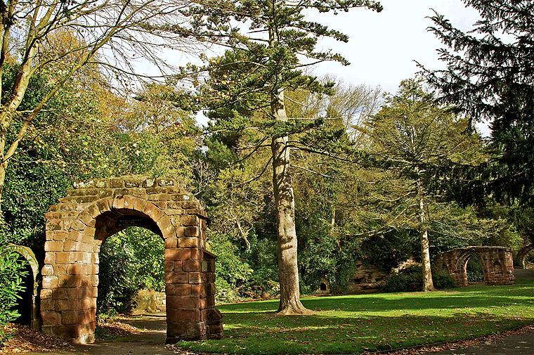 Grosvenor Park Chester