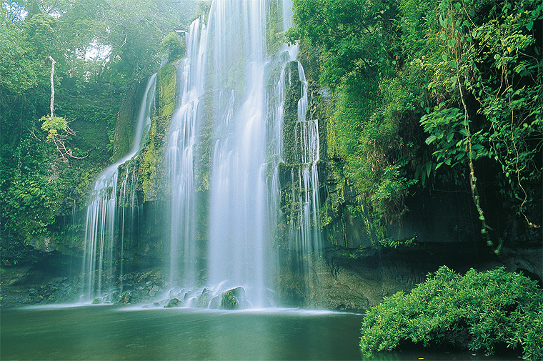 Waterfalls of Costa Rica