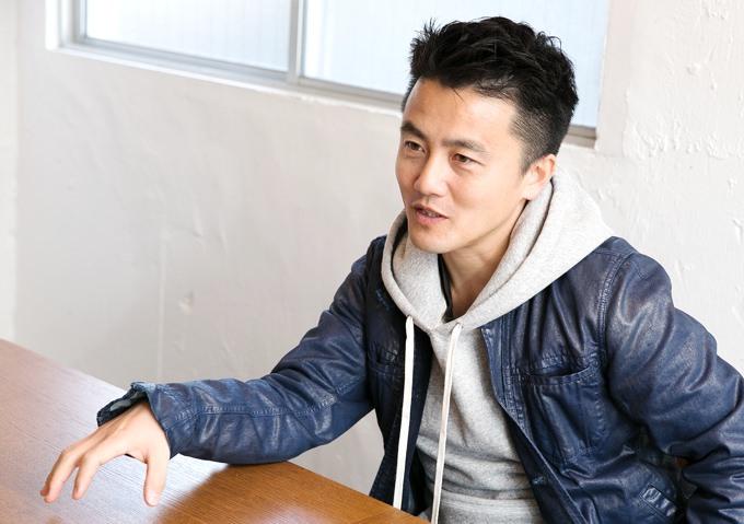 小暮真久さん / Masahisa Kogure 「TABLE FOR TWO International」代表理事
