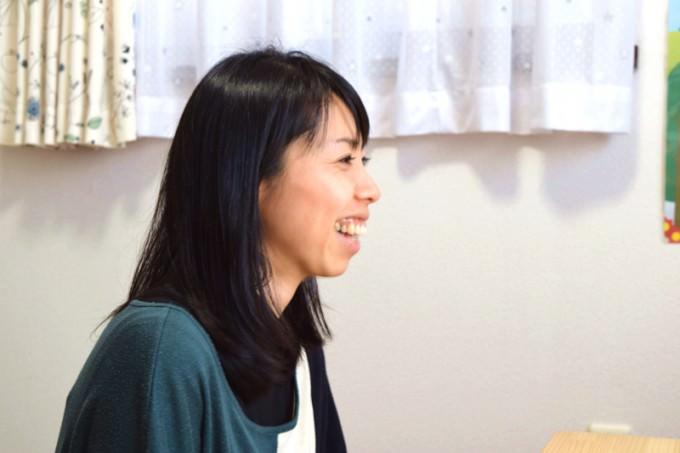 石井 聖子 園長 バイリンガルアート保育ルーム「 Fairy Tale 」