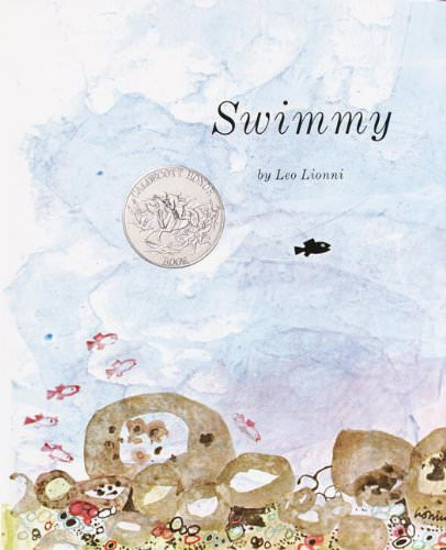 おすすめ英語絵本:スイミー/Swimmy・2歳頃〜幼児・未就学児・小学生