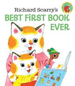 おすすめ英語絵本:Richard Scarry's Best First Book Ever!