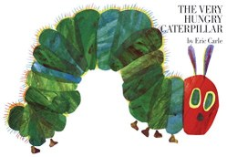 おすすめ英語絵本:The Very Hungry Caterpillar