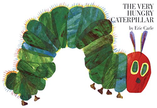 おすすめ英語絵本/The Very Hungry Caterpillar