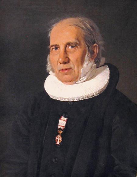 デンマークの生涯学習機関フォルケホイスコーレの設立者N.F.S.グルントヴィ氏