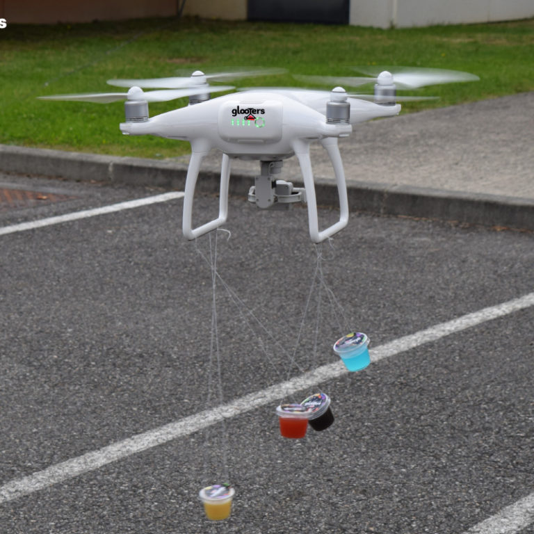 glooters drone evenement