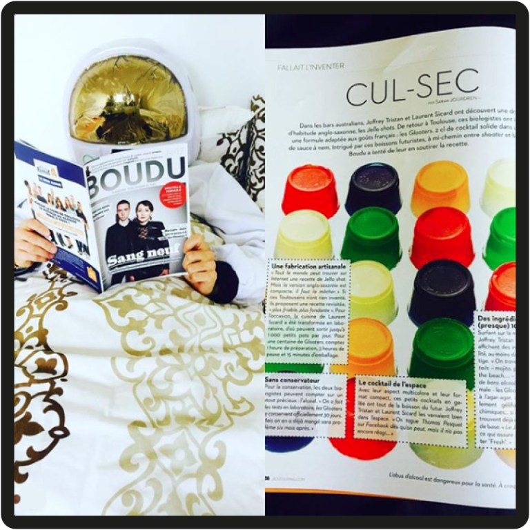 glooters presse boudu magazine