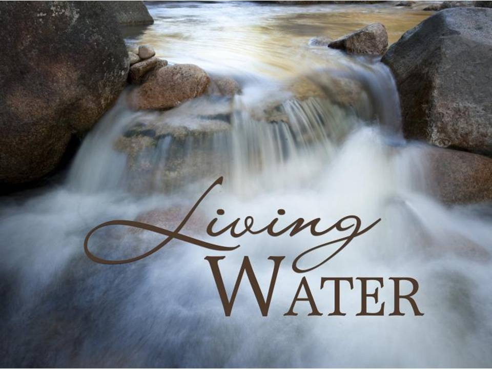 Image result for living water