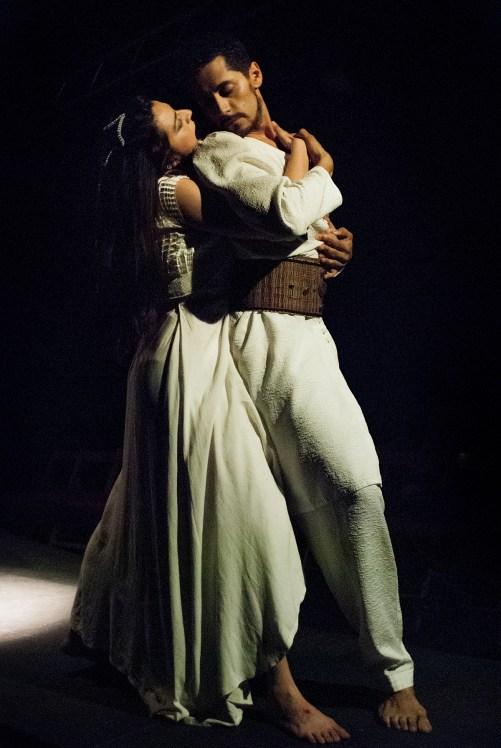 Le sorelle di Tebe - Teatro Abarico - Roma 2010