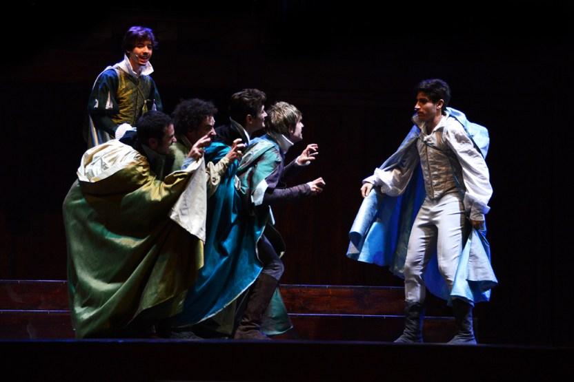 Romeo e Giulietta - Silvano Toti Globe Theatre - Roma 2014
