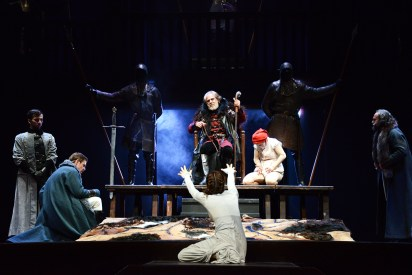 Re Lear - Silvano Toti Globe Theatre di Roma - 2013