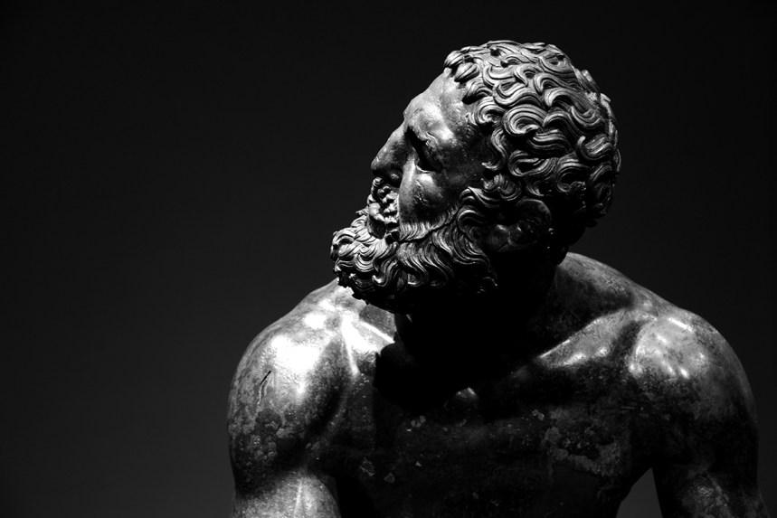 Pugile - I secolo a.C