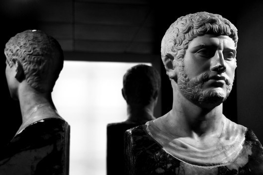 Erma di aurigia - 110 d.C.