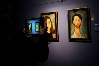 Modigliani, Soutine e gli artisti maledetti - Palazzo Cipolla - Roma 2013