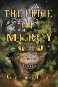 Price of Mercy by Gloria Oliver - Fantasy novel