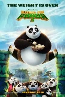 Movie Review – Kung Fu Panda 3