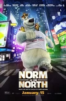 Movie Review – Norm of the North