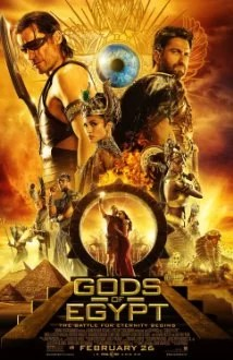 Movie Review – Gods of Egypt