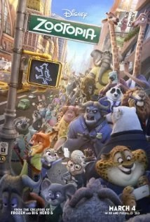 Movie Review – Zootopia