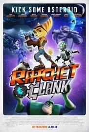Movie Review – Ratchet and Clank