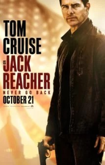 Movie Review – Jack Reacher: Never Look Back