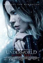 Movie Review for Underworld: Blood Wars