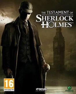 Virtual Tourist – The Testament of Sherlock Holmes 2/5/17