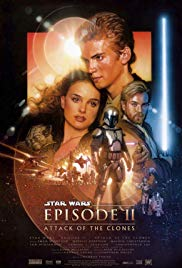Star Wars II Attack of the Clones