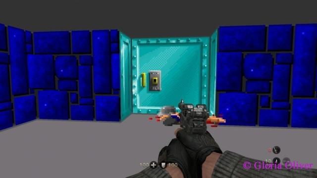 Wolfenstein The New Order - Inside the Dream - Original Wolfenstein!