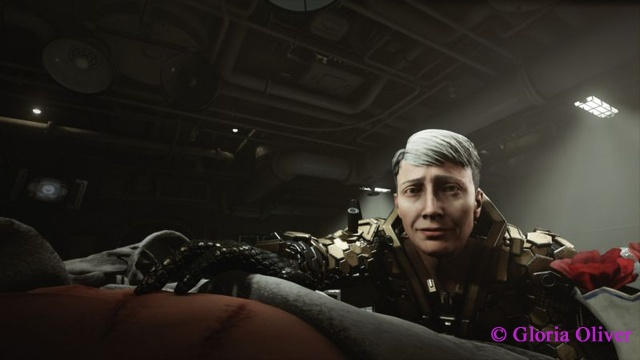 Wolfenstein II The New Colossus - Resistance Leader