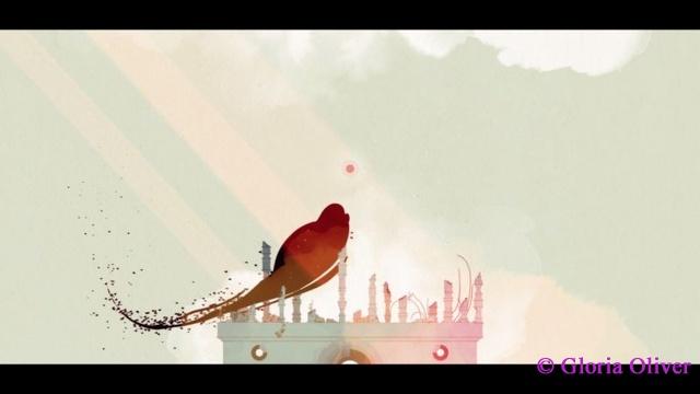 GRIS spiritual bird