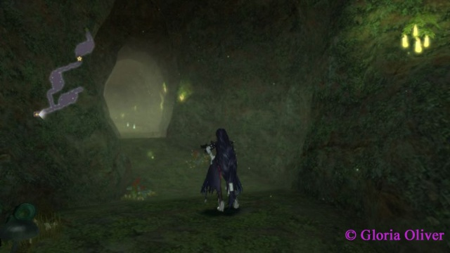 Tales of Berseria - jungle type caves