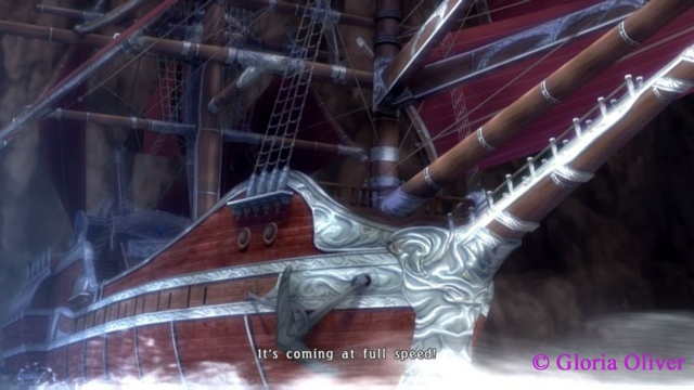 Tales of Berseria - Airfried's Ship
